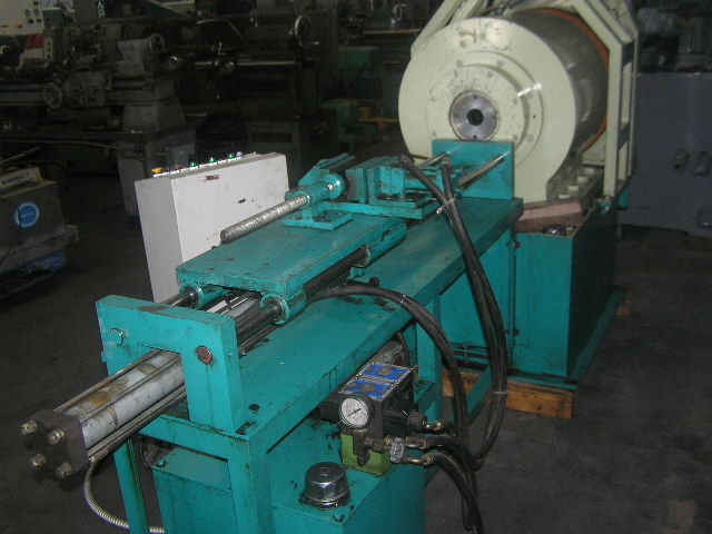 2 IMPORT SWEGER, 30 STROKE ON INFEED, 15HP, MANUAL ADJUSTMENT ON FEED STOPS