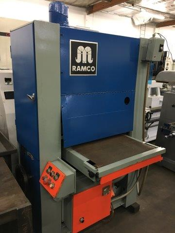 25 , RAMCO 25, 20-80 FPM, 10 HP