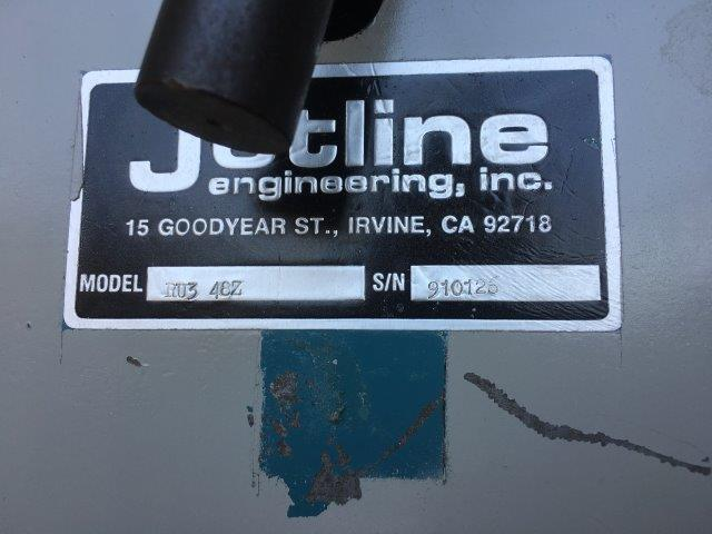JETLINE, No. RS3-482, PLANISH LENGTH 48 , MIN. DIA. 8