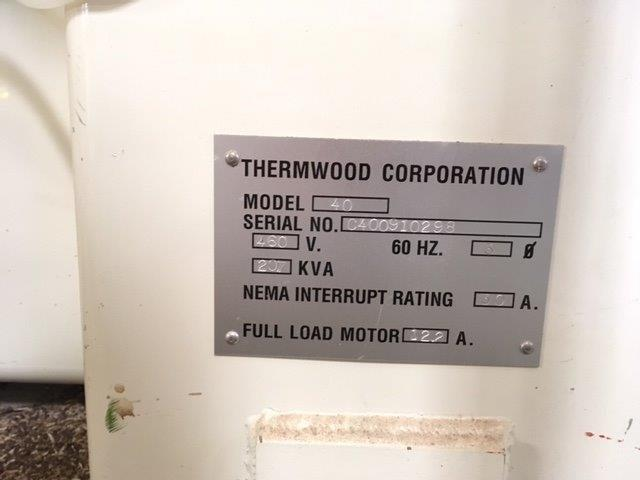 THERMWOOD, No. 40, GEN2 WINDOWS XP, 1998, 15,000 RPM