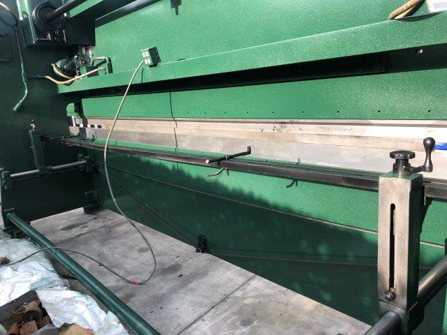 55 Ton, DREIS & KRUMP CHICAGO 1214-B, 242 BENDING LENGTH, 160 BTWN HOUSINGS