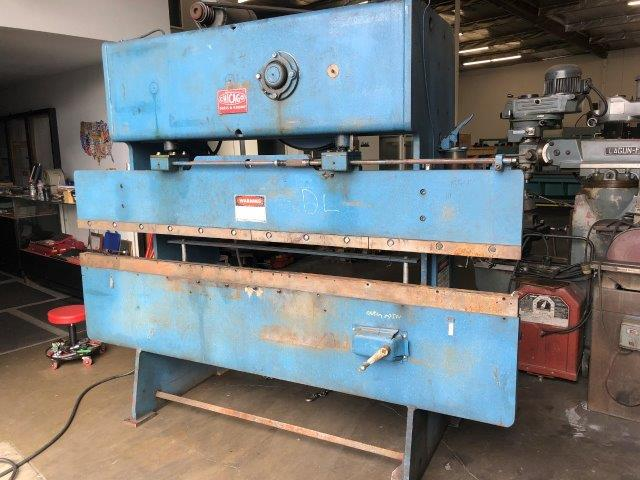 25 Ton x 8', DREIS & KRUMP CHICAGO 285, 60 BTWEEN HOUSINGS