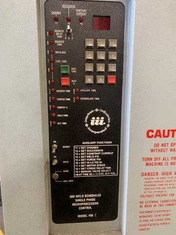 75 KVA, ACME, No. 3-24-75, 24 THROAT, INTERTRON 108C CONTROL