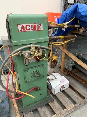 20 KVA, ACME, No. 1-24-15, 24 THROAT, INTERTRON CONTROL