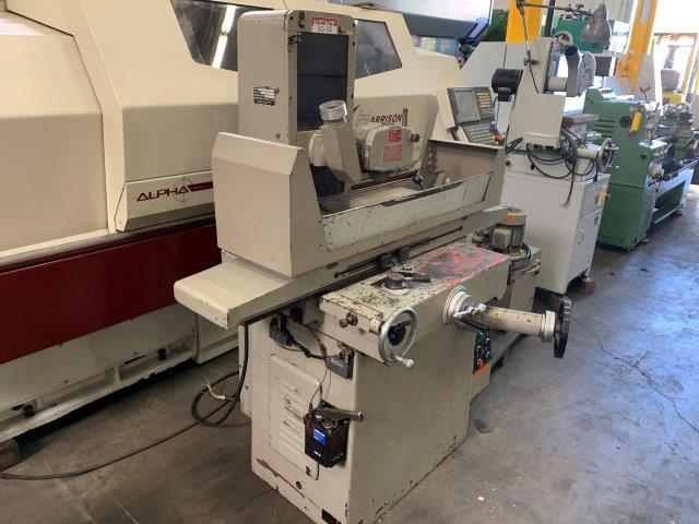 8 x 18 , KENT KGS-250AH, HYDRAULIC, 16 TO 67 FPM, 16 SPINDLE CENTER TO TABLE