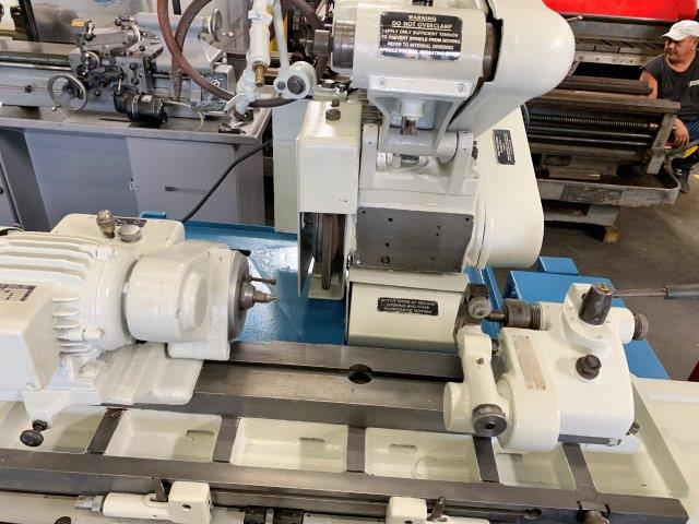 5 x 12 , MYFORD, No. MG12HM, UNIVERSAL CYLINDRICAL GRINDER, INTERNAL ATTACHMENT